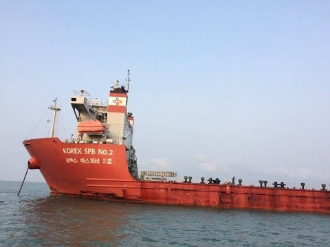 IWS MV KOREX SPB NO 2 AFT CLEANING 02