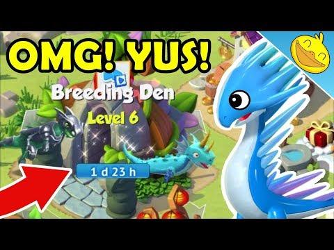 OMG FINALLY! Legendary ICE SPIKE DRAGON Breeding SUCCESS! - DML #1038