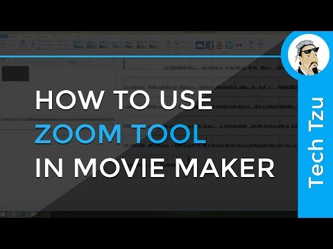How To Zoom In Windows Movie Maker