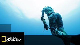 Polując zanurkowała na 30 metrów bez tlenu! [Sprawa dla explorera]