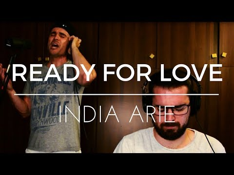 Ready For Love - Marijo Bevanda ft. H of The Stage (India Arie Cover)