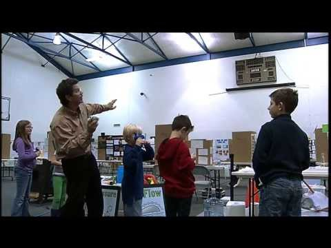 Rick Crosslin Science Air Investigation Program New Britton Elementary School - AMA