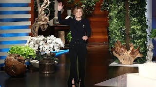 ellen pompeo announces the ellen degeneres wildlife fund omaze campaign