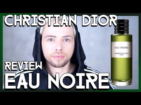 Christian Dior EAU NOIRE cologne review