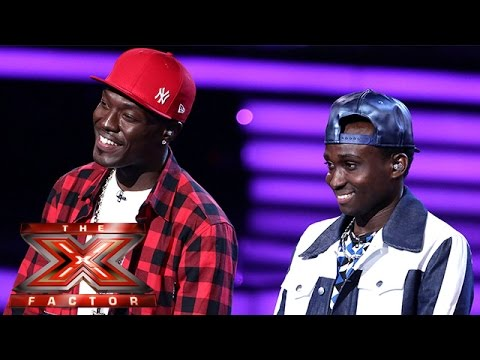 Reggie 'N' Bollie let the dogs out! | Live...