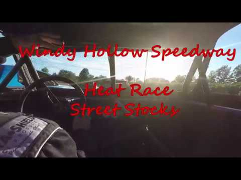 Windy Hollow 05/28/17 Heat Race