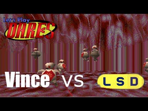 Let's Play Dares | Set 3-2 | AngelOfTheTriad vs. LSD: Dream Emulator