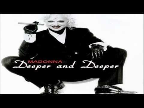 Madonna   Deeper And Deeper Shep's Deepstrumental