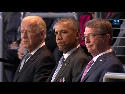 Obama Awards Himself Distinguished Public Defence Service Medal Award