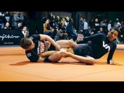 Nicky Ryan vs Kade Ruotolo - 2019 ADCC North American Trials