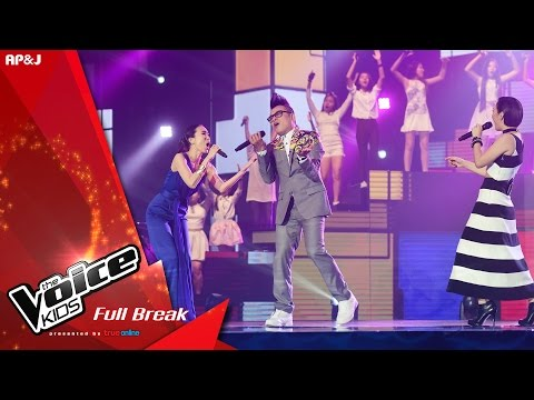 The Voice Kids Thailand - Final - 13 Mar 2016 - Break 1