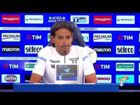 🎥 Le parole di mister #Inzaghi alla vigilia di #LazioSpal