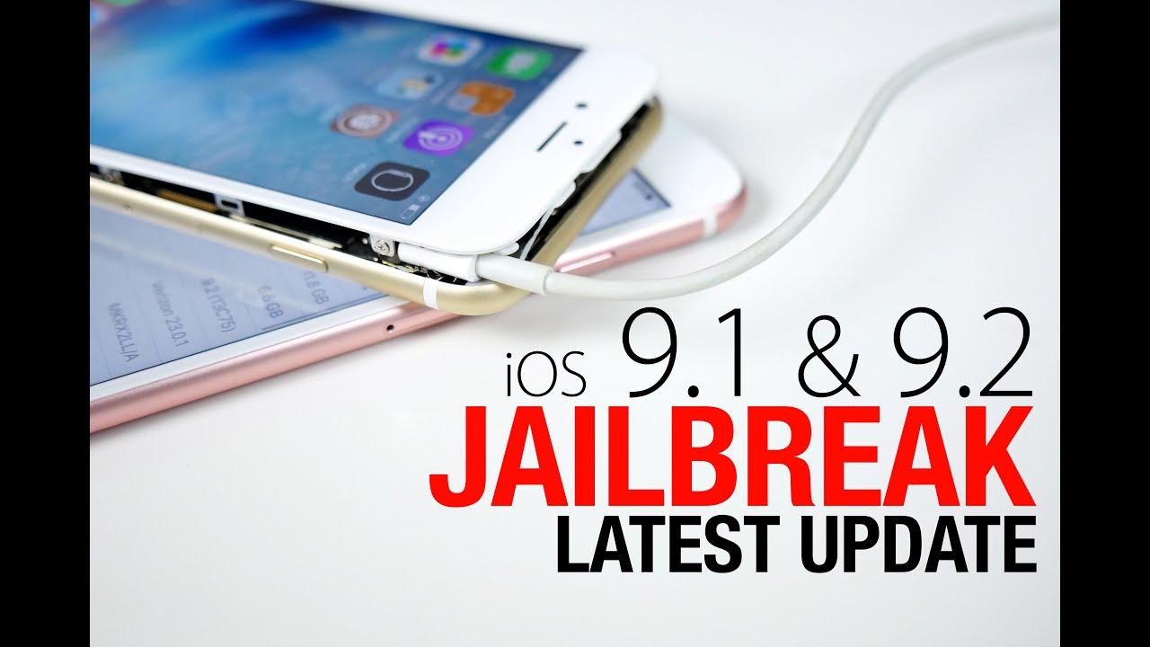 iOS 9.1 Jailbreak & 9.2 Jailbreak Update