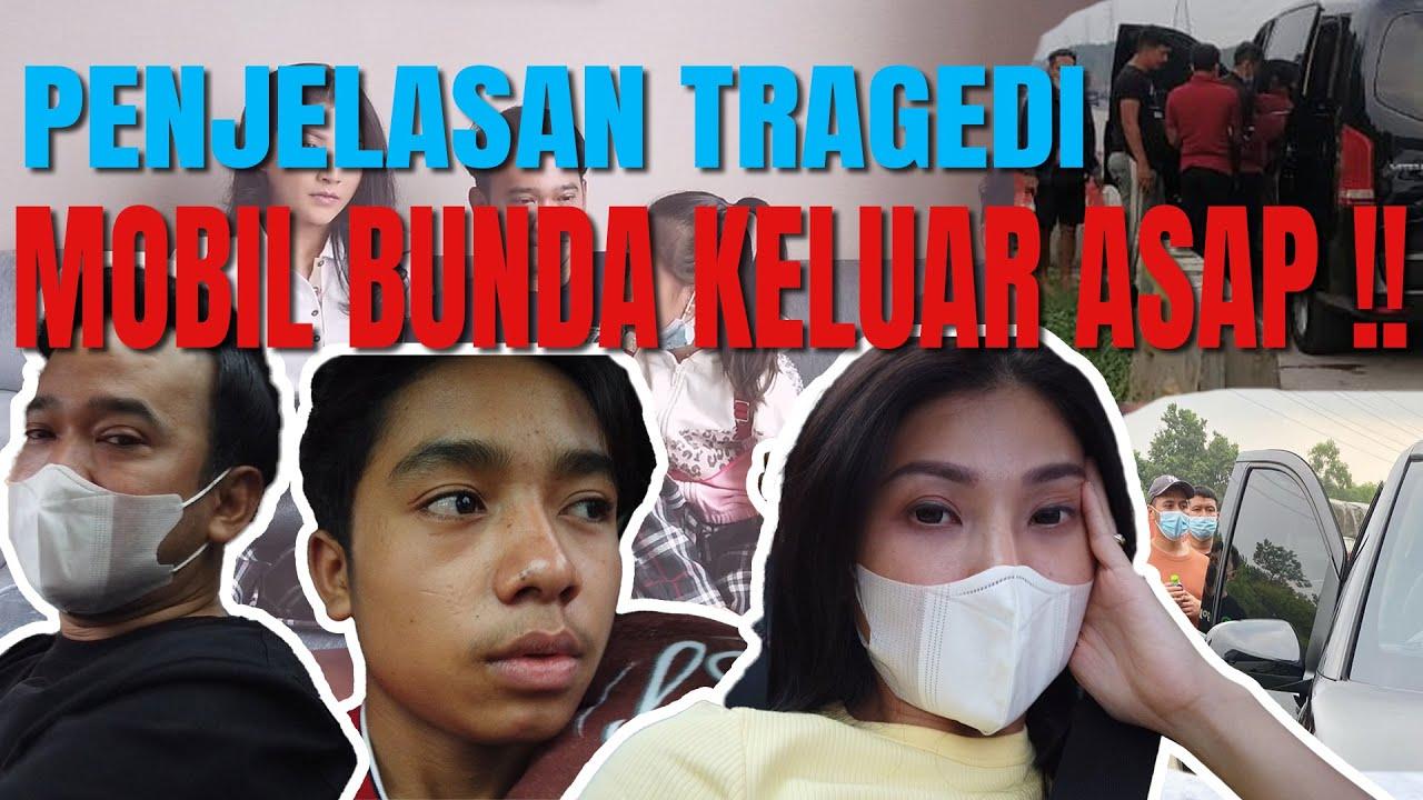 The Onsu Family - Penjelasan tragedi mobil Bunda KELUAR ASAP!!