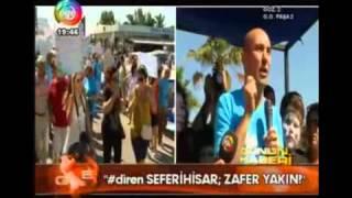 EGE TV ANA HABER CHP İZMİR MİLLETVEKİLİ MUSA ÇAM, #DİREN SEFERİHİSAR ZAFER YAKIN,08.09.2013