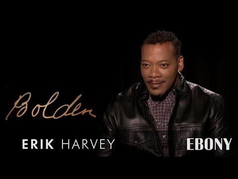 Erik LaRay Harvey Talks 'Bolden' & The Importance Of Black Stories