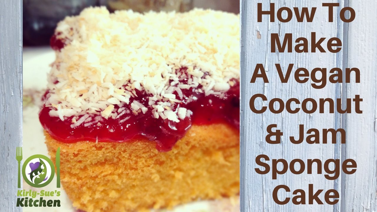 How To Cook A Jam Cake