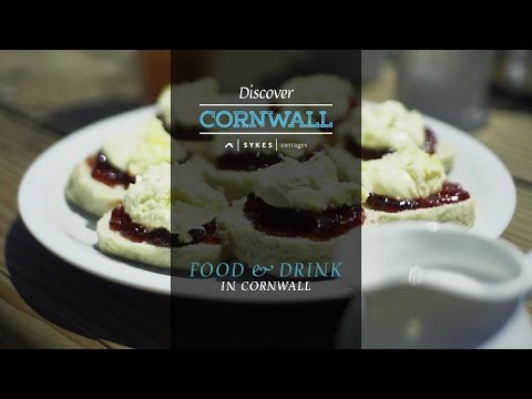 Discover Cornwall Food and Drink