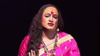 Changing Gender Dynamics in Current Structure of India | Laxmi Narayan Tripathi | TEDxSIUHinjewadi