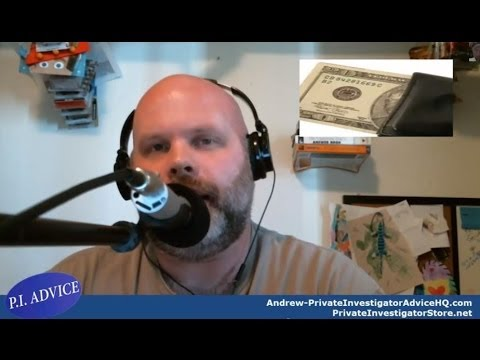 What is a Fair Private Investigator Salary? Private Investigator Advice Podcast #30