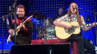 Troy Cassar-Daley & Harmony James - The Biggest Disappointment
