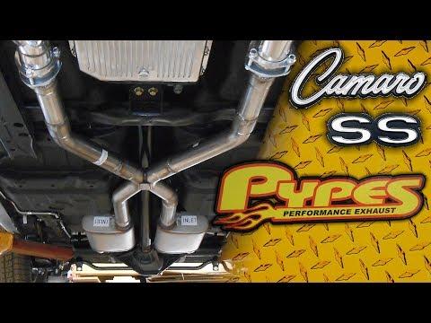 70 Camaro SS Project