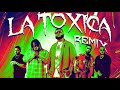 Farruko, Sech, Myke Towers, Jay Wheeler & Tempo - La Toxica (Remix)