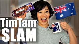 Emmy Tim Tam Slams | Tim Tam Biscuits in the US!