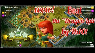 """Wow! Beat the """"Dragon's Lair"""" by Th10,11,12!"""