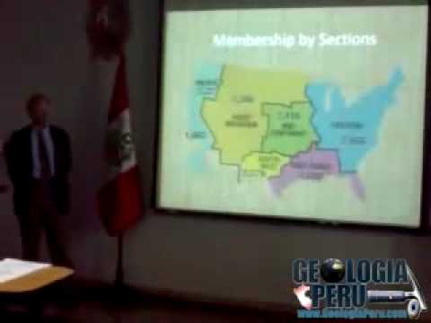 "Visita de la American Association of Petroleum Geologist ""AAPG"" en Lima - Peru v4"