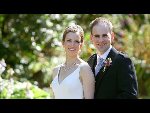 Anna & Ryan Kirknewton House Stables Wedding Highlights