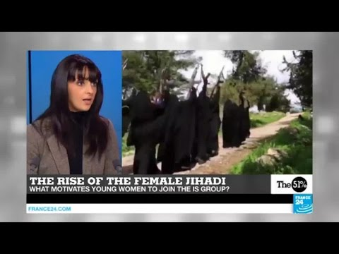 The rise of female jihadis: what motivates women to join the islamic state group?