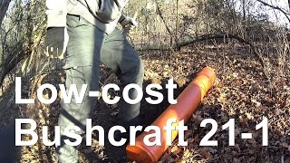Low-cost Bushcraft Serie Teil 38