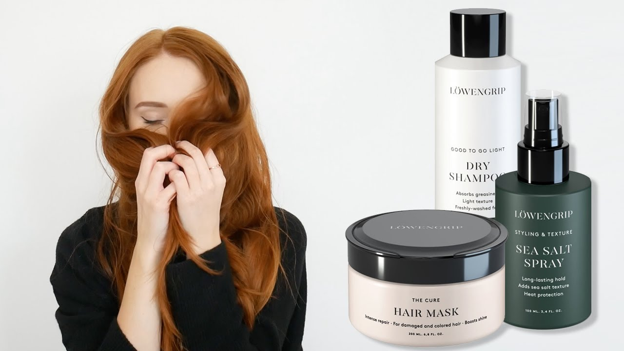 löwengrip the cure hair mask