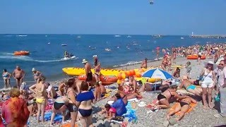 видео Отели Лазаревского на берегу моря