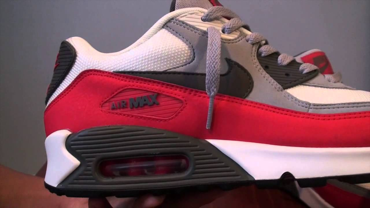 Nike Air Max 90 Essential Sneaker Review! On Foot!
