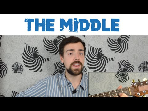 "How To Play ""The Middle"" by Jimmy Eat World"