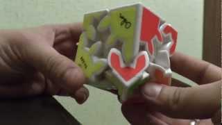 как собрать gear shift cube (solve)