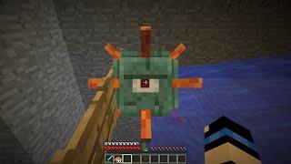 Minecraft Let's Play [EP.7] - สวัสดี Guardian Farm!