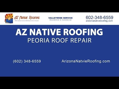 Peoria Roof Repair | AZ Native Roofing