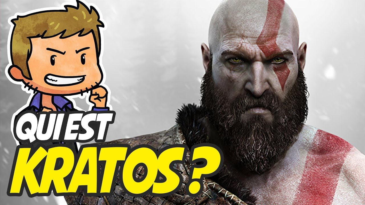 Download Qui est KRATOS ? ⚔️ (God of War)   ICONES #52