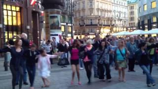 Sirtaki-Flashmob Vienna