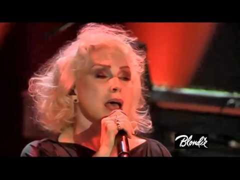 Blondie Call Me, Rapture Live