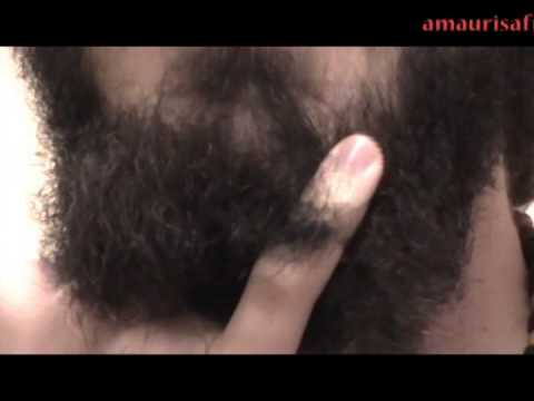NASTY PINKY RUBBING ON RUSTIC MUSLIM BEARD
