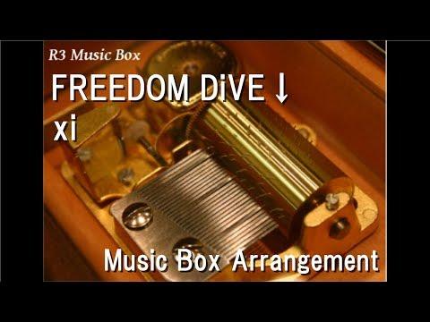 "FREEDOM DiVE↓xi  Box Rayark ""Cytus"" BGM"
