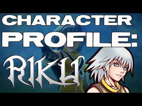 Kingdom Hearts Character Profile: RIKU (Pre-Kingdom Hearts 3)