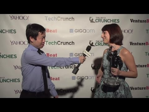 Wanelo Backstage Interview | Crunchies 2013