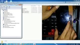 Firmware dan Cara Flash Lenovo A6000