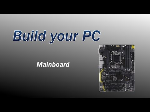 Build your PC - Mainboard - Gigabyte Z270 HD3P