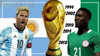 Nigeria vs Argentina 2018 FIFA World Cup   Will The Struggle Continue? 🇦🇷🇳🇬